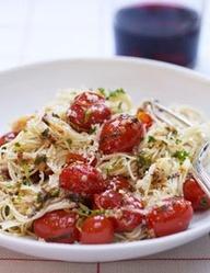 pasta tom and basil