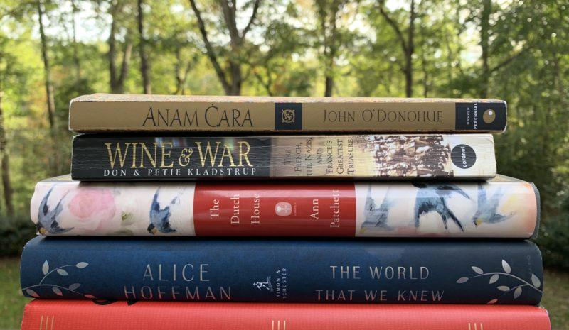 Fall Bookstack