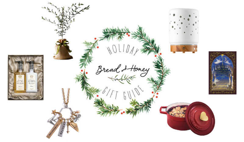 Bread and Honey Christmas Gift Guide