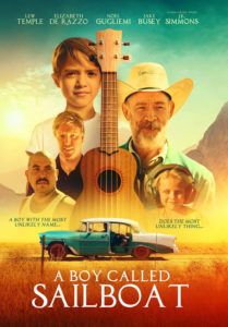 A Boy Called Sailboat Movie Poster