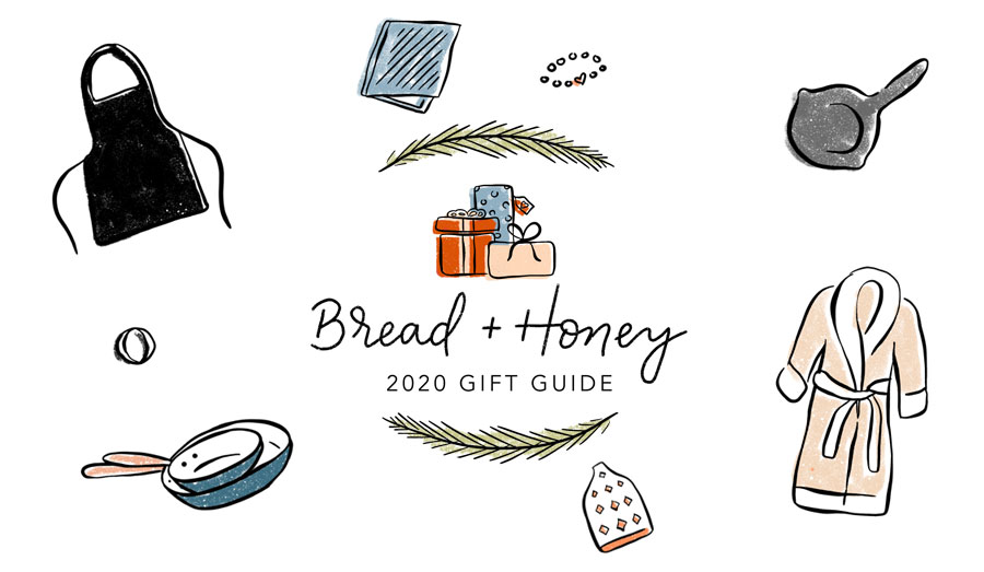 Bread and Honey 2020 Gift Guide