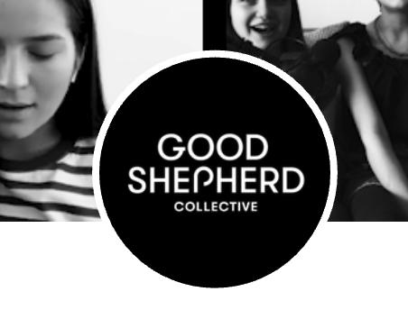 The Good Shepherd logo